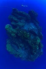 Fondos volcánicos de la isla de El Hierro