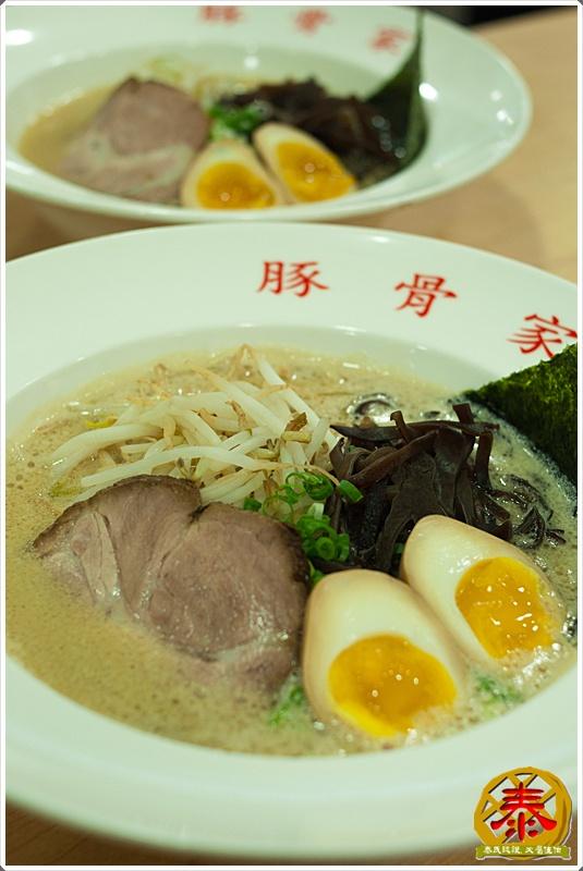 2011.10.12 西湖市場飛龍拉麵-豚骨家-14