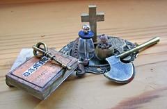 Vampire Slayer's Gear
