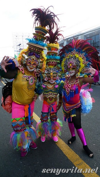 One Happy Masskara Family