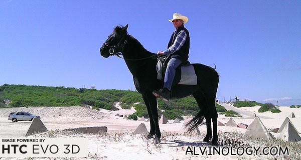 Allen the cowboy