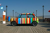 What happens when designer Paul Smith gets his hands on a Mini.