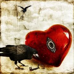 If the key fits (~Brenda-Starr~) Tags: ourtime contemporaryartsociety innamoramento memoriesbook theblackbirds artistictreasurechest agorathefineartgallery