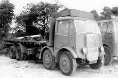 Tom Johnston AEC (Bournemouth 71B / 70F) Tags: road thames truck austin major transport lorry mammoth vehicle dodge erf load livestock southall carry maidstone deliver flatbed haulage aec detling tomjohnston sheeted wereeveltd wereeve