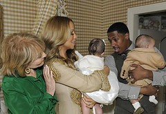Mariah Carey and Nick Cannon twin babies - full interview on 20/20 with Barbara Walters