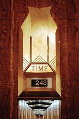 20111015_046 (k_dellaquila) Tags: nyc newyork zeiss contax chryslerbuilding openhousenewyork kodakportra400 rtsiii ohnyweekend planart2100