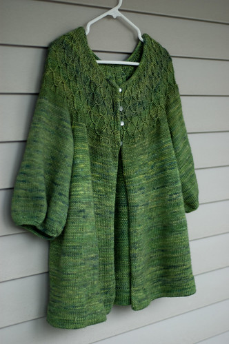 Rhinebeck sweater