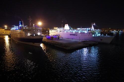 バーリ港3