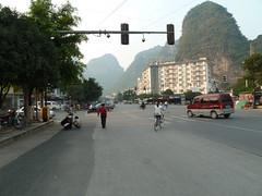 Guanxi highway