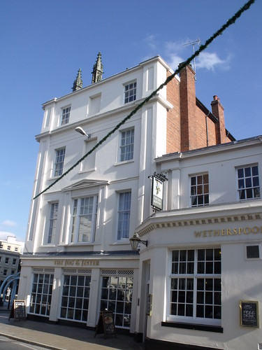 Jug & Jester, 11 and 13 Bath Street, Leamington Spa