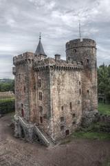 Chateau d'Auvergne : Chteau-Dauphin (HorstWortZ) Tags: france chateau auvergne pontgibaud horstwortz chateaudauphin