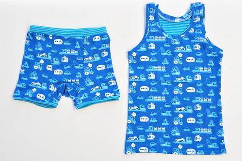 Van Katoen underwear