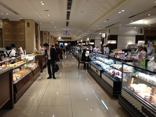 Mitsokoshi Food Hall