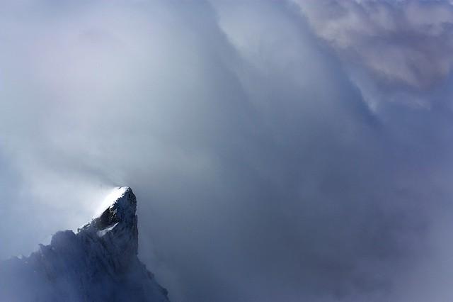 Zugspitzeck Zugspitze