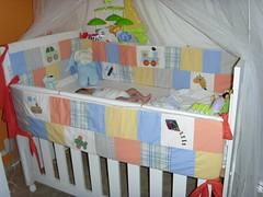 Quarto do Davi (Miriam Mello - Arte & Mimo) Tags: infantil patchwork almofada lençol