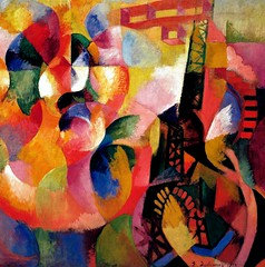 Robert Delaunay - Sun, Tower, Airplane, 1913 at Albright-Knox Art Gallery Buffalo New York (mbell1975) Tags: new york sun ny tower art robert museum painting airplane buffalo gallery museu fine arts muse musee m knox museo muzeum 1913 delaunay albright albrightknox mze museumuseum