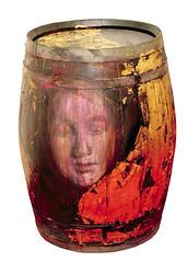 Barricas que pintan bien: Colección Arte & Vino