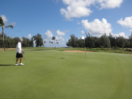 Turtle Bay Colf Course 123