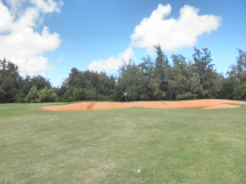 Turtle Bay Colf Course 186