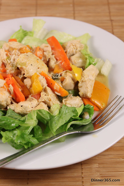 Day 300 - Orange Chicken Salad