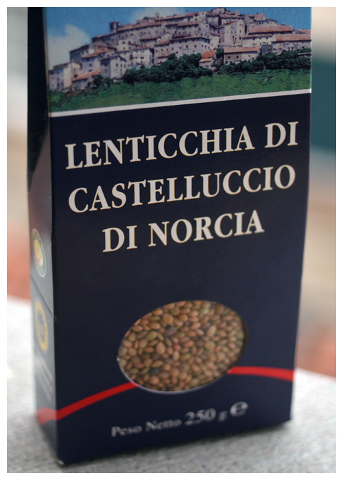 Castelluccio Lentils© by Haalo