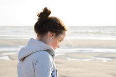 SOOC (Kaat dg) Tags: light sea portrait girl nikon