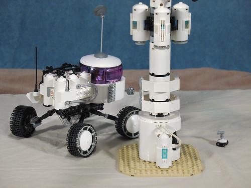 Numereji 2421 Atmospheric Processor & Supply Rover