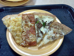 Pizza (Morton Fox) Tags: 15fav food de pizza cicis buffet newark