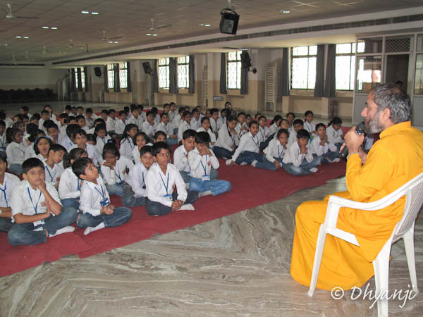 Yogamrita and children