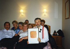 Australian Quality Council Premier's Awards night, Royal Newcastle Hospital c. 1997 (UON Library,University of Newcastle, Australia) Tags: hospital newcastle australia nsw 1997 nurse premier unidentified royalnewcastlehospital gabormajor australianqualitycouncilpremiersawards a9012xivg royalnewcastlehospitalnsw drgabormajor