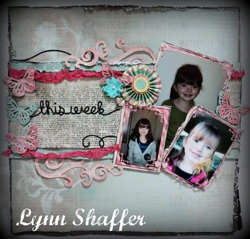 this week by lynnshaffer7