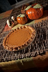 Homemade Pumpkin Pie (MatthewOsbornePhotography) Tags: autumn food sc pie pumpkin dessert chad homemade 365 2011 ullom d7000 matthewosborne