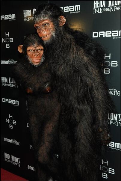 heidi klum ape-1