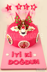 Winx Flora Pastasi (burcinbirdane) Tags: cake club flora winx