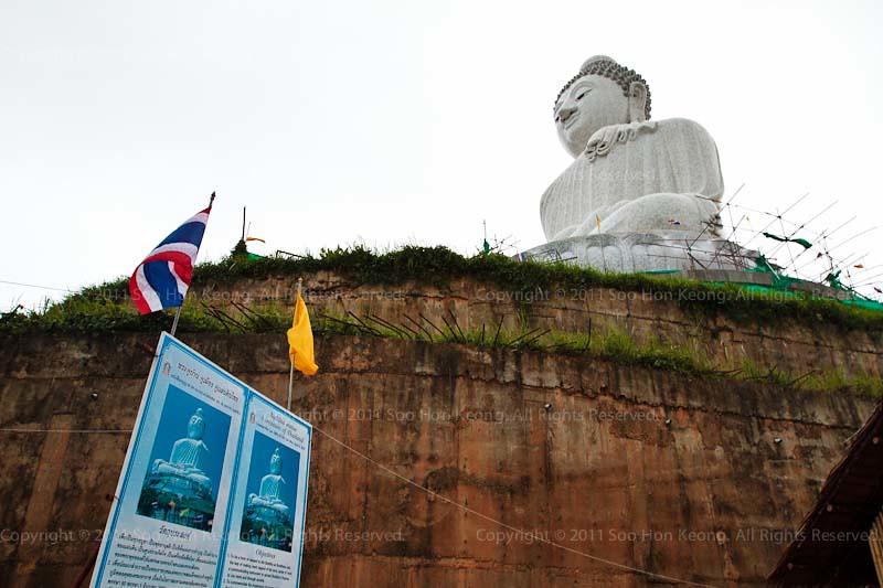 Big Buddha @ Phuket, Thailand
