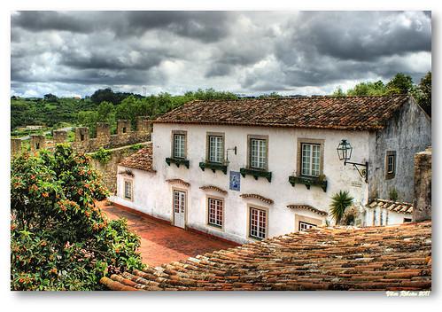 Casa em Óbidos by VRfoto