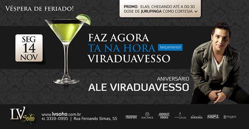 LV Soho - flyer by chambe.com.br