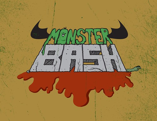 Monster Bash Logo