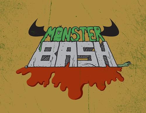 Monster Bash Logo