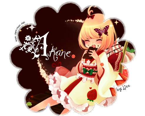Sign - Akane