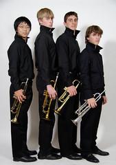 PZ20111104-609.jpg (Menlo Photo Bank) Tags: ca people music usa fall boys students us arts trumpet orchestra smallgroup atherton upperschool 2011 menloschool photobypetezivkov
