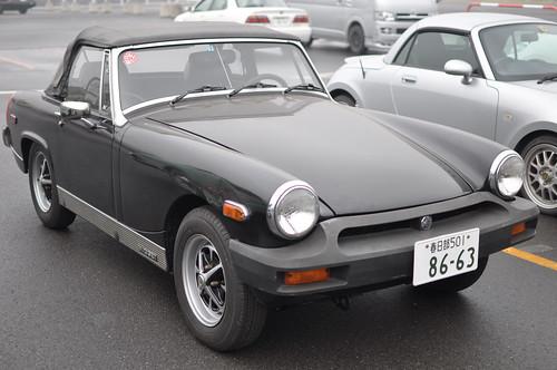 MG Midget1500