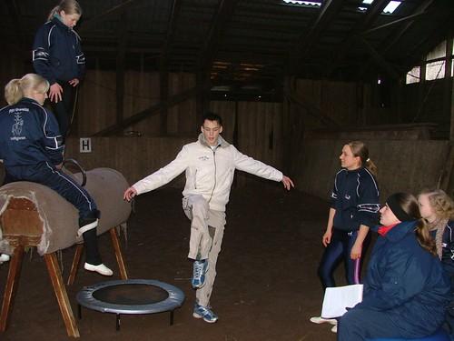 Lehrgang Grevelau 2005 Bock