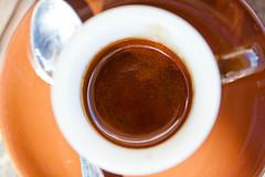 DRINK ME (espressoDOM) Tags: brown macro coffee 100mm delicious espresso 365 caffeine idrankthis espressodom barefootcoffee 36520 me} 3652011 {drink 3652point0