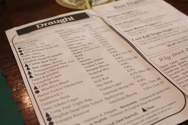 6326207649 7c0abdf207 z Beer Bar   Cloverleaf Tavern