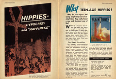Vintage Ad #1,717: The Plain Truth About Hippies