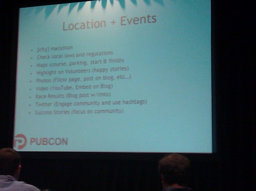 Local Search Rankings Session pubcon