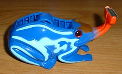 NYCityLimits - Frog Tape Dispenser by KenCalvino