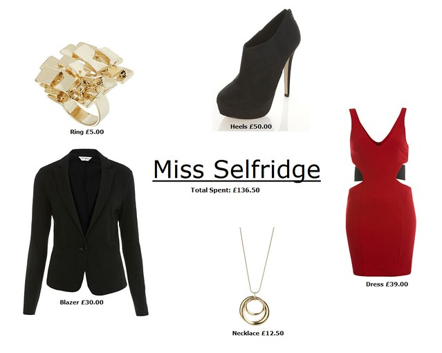miss selfridge outfit 136.5