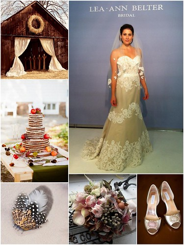 Autumn Wedding Style Inspiration by Lea Ann Belter Bridal